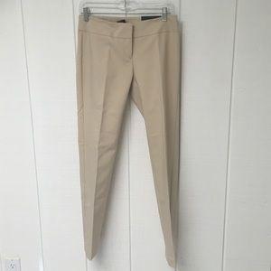 Ann Taylor modern slim leg dress pant size 0 NWT